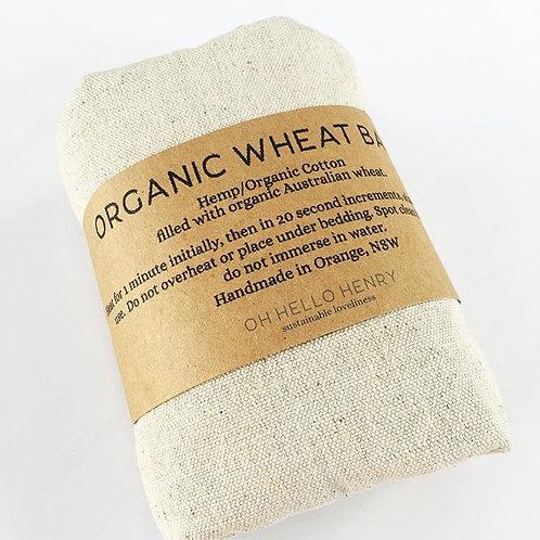 Organic wheat pack