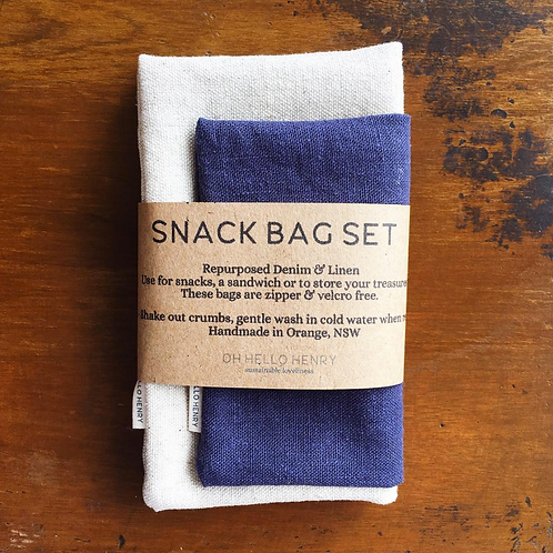 Reusable Snack/storage Bags