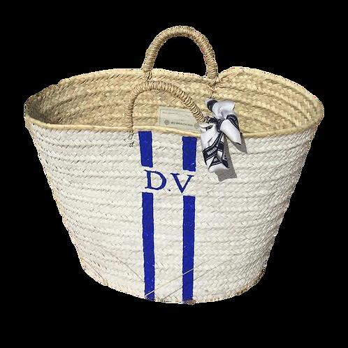 Full Monogram Basket