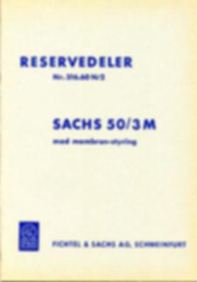 Motordelebok for Corvette 290 1962-1969,