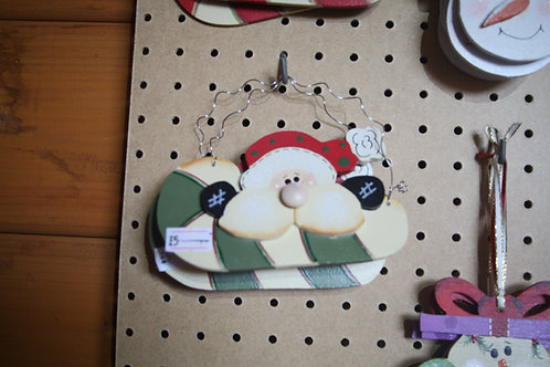 Christmas Santa Candy Hanger