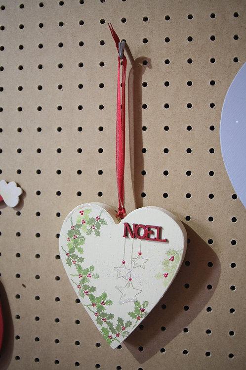 Noel Christmas Heart