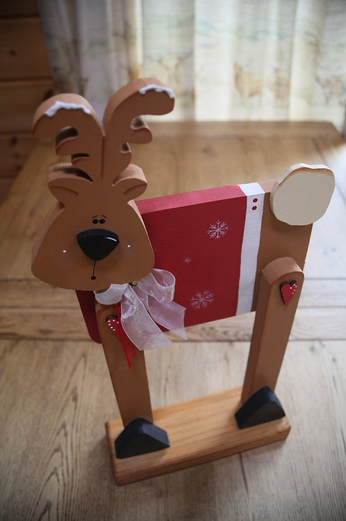 Reindeer Door Stop (Small)