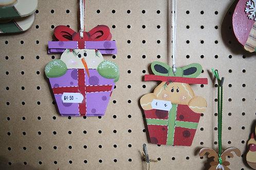 Christmas Present Hanger