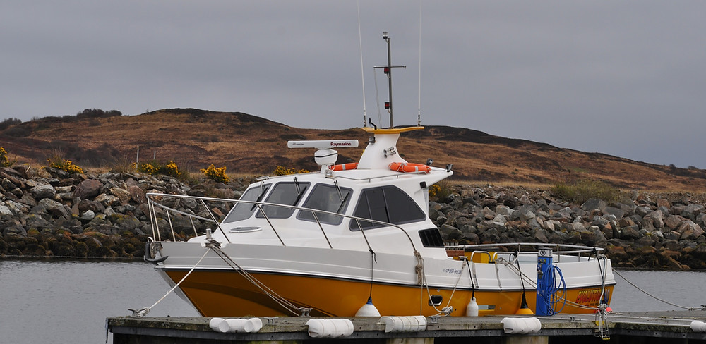 Fyne Explorer, boat tours Scotland
