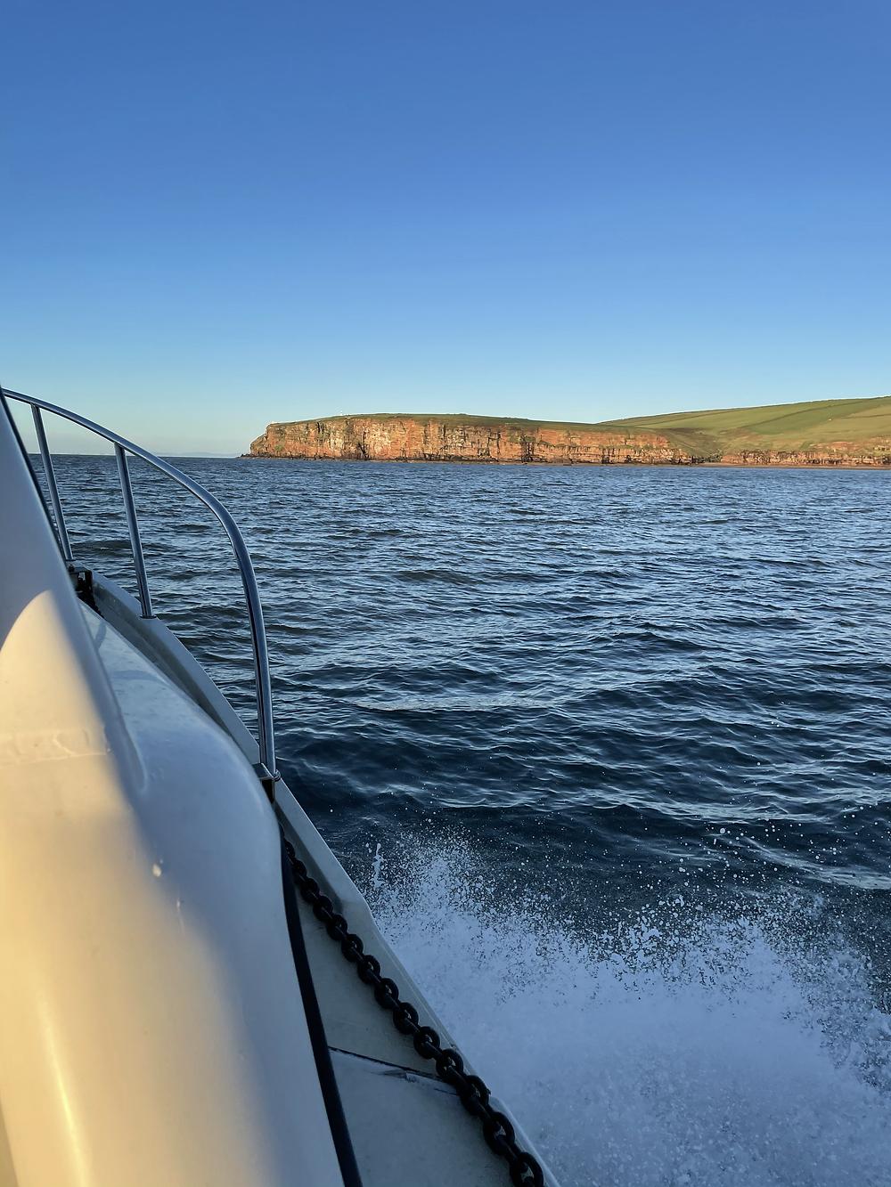 Fyne Explorer heading for Whitehaven