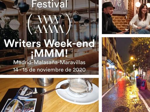 Festival Writers Week-End MMM.