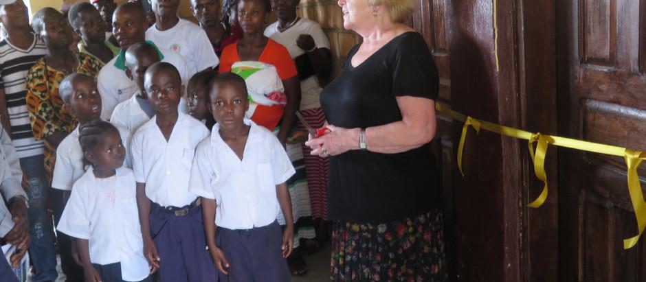 Biblioteket er helt sentralt i en god utdanning og for utviklingen av gode samfunn!