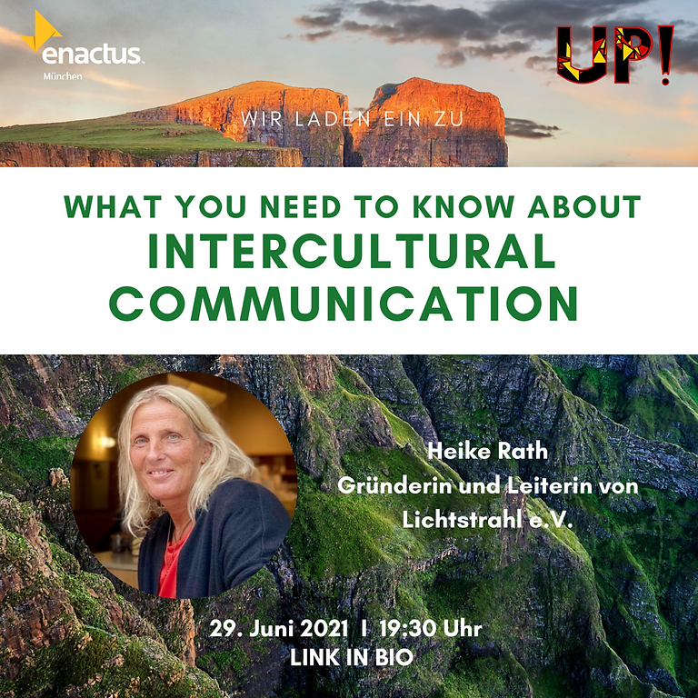 Expert talk: Intercultural communication