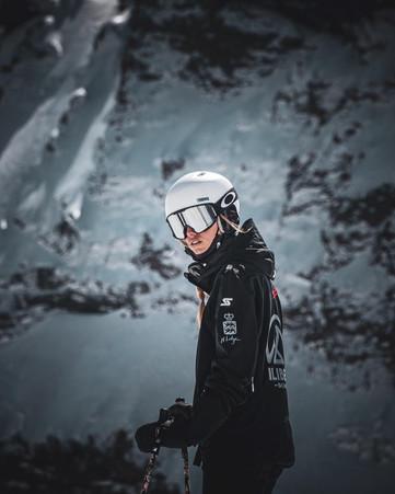 profesor de esqui en sierra nevada