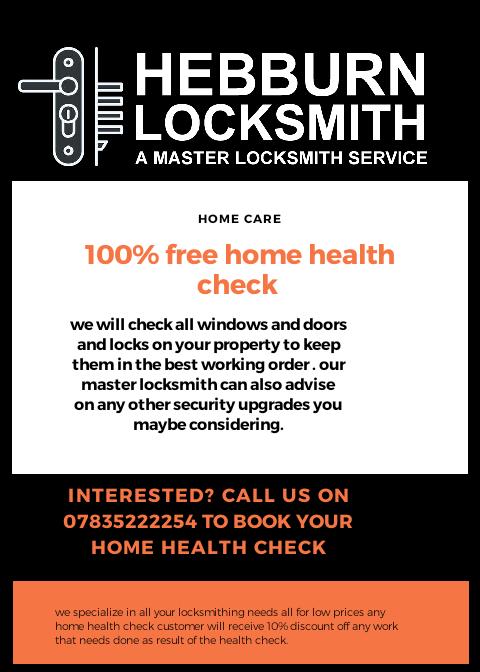 Home lock care