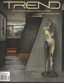 Trend Magazine Cover 2019