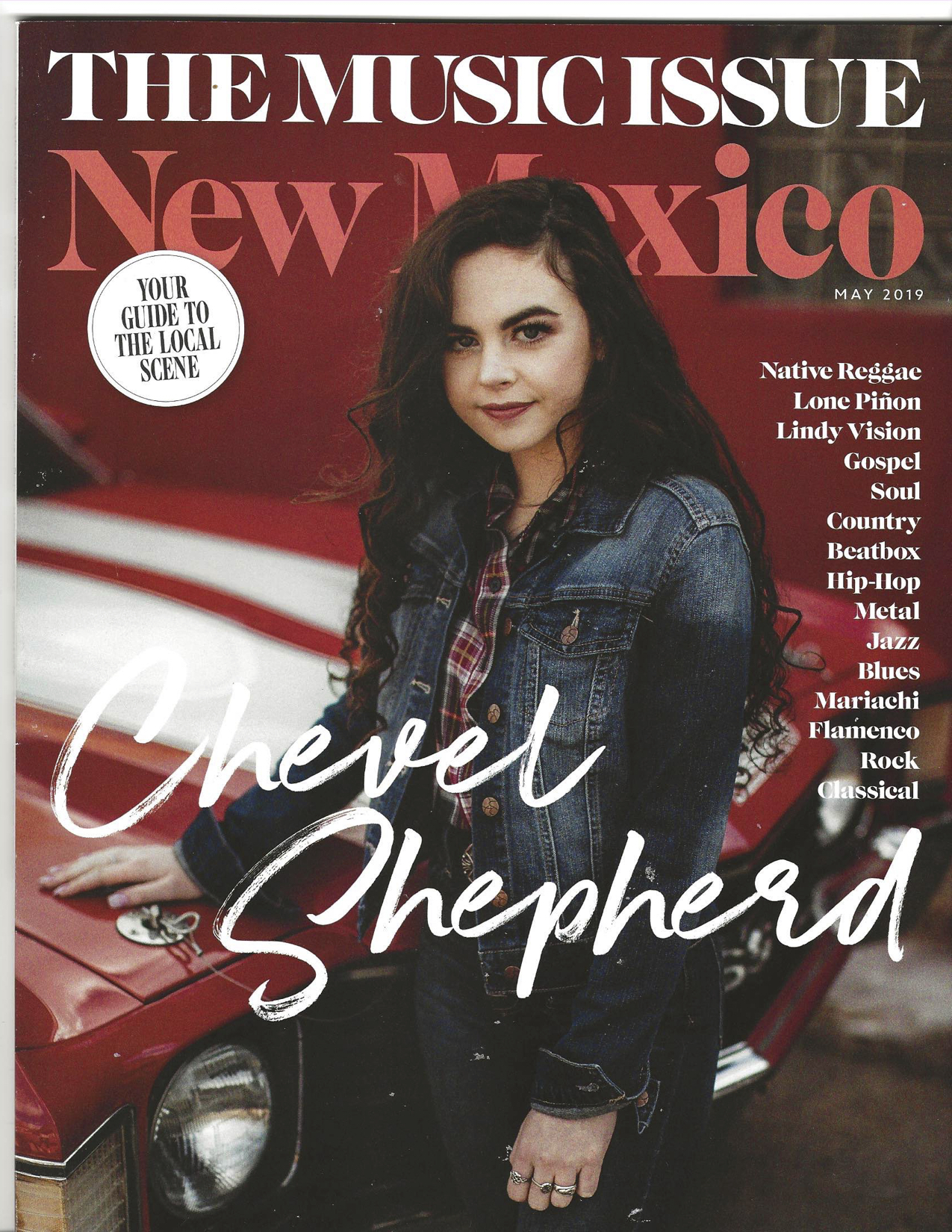 New Mexico Magazine May 2019