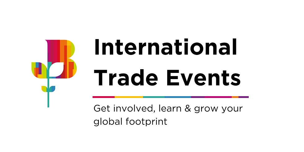 GMCC International Trade Events & Training