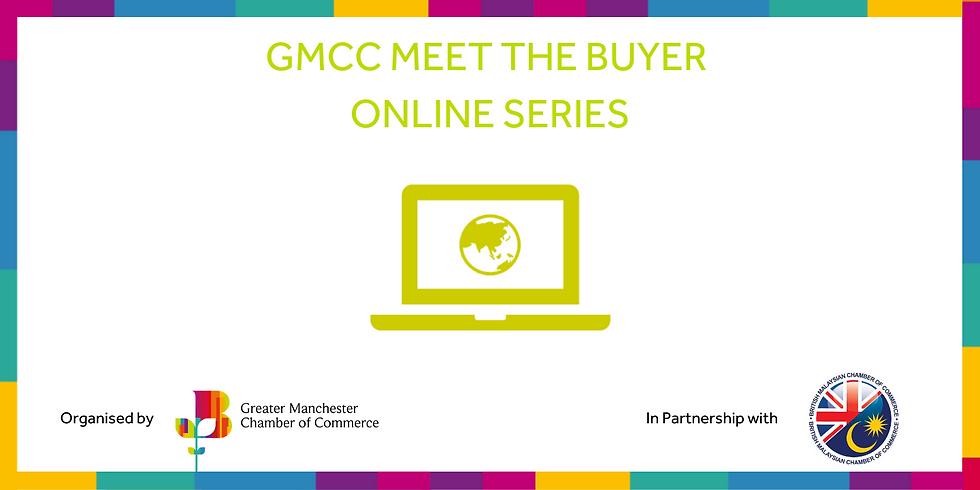 GMCC Meet the Buyer - Online Series (Malaysia)