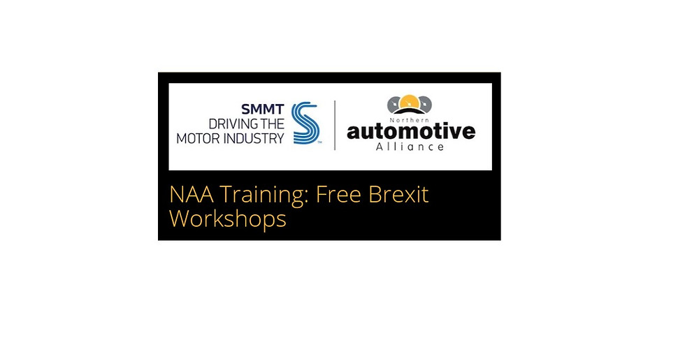 NAA Training: Free Brexit Workshops