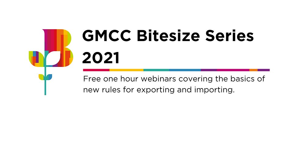 GM Chamber Bitesize Sessions Series (Ongoing throughout 2021)