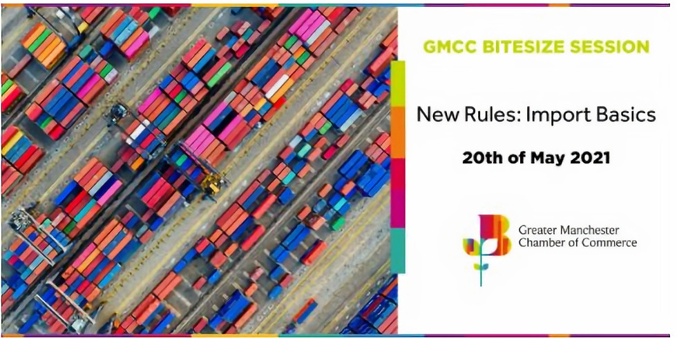GMCC Bitesize Session - New Rules: Import Basics