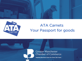 Taking goods temporarily out of the UK? Could ATA Carnets be right for you?