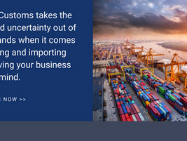 Importers - take Action NOW to remain compliant