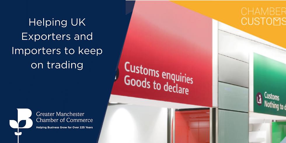 Chamber Customs Free Webinar Series (throughout 2021)