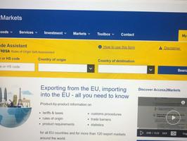 EU launches new Access2Markets Portal