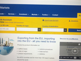 EU launches new Access2Markets Portal