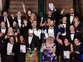 Chamber Wins Excellence in International Trade Award