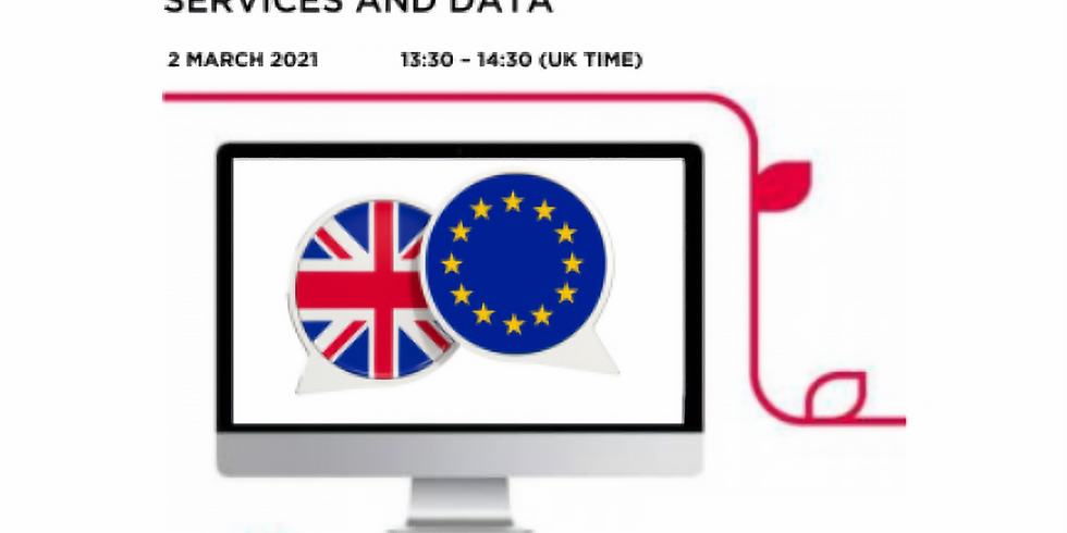 UK/EU Trade Relations: Services and Data