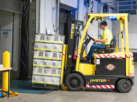 Invest in training for specialist logistics roles