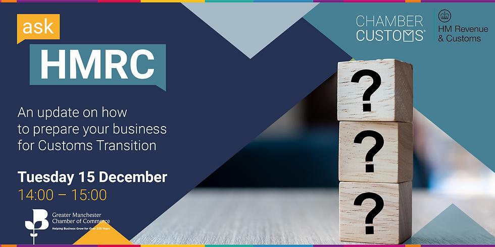 Ask HMRC - Customs Changes