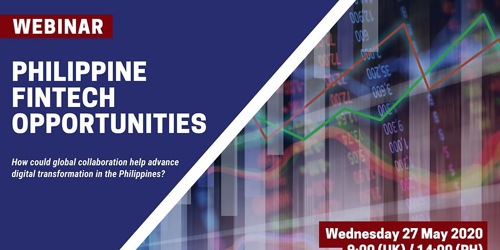 Philippines Fintech Opportunities Webinar
