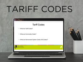What are Tariff Codes and Why Do We Need to Get Them Right?