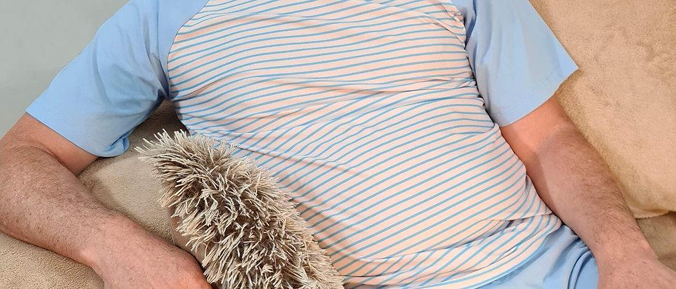 Pijama Adulto Masculino Listrado