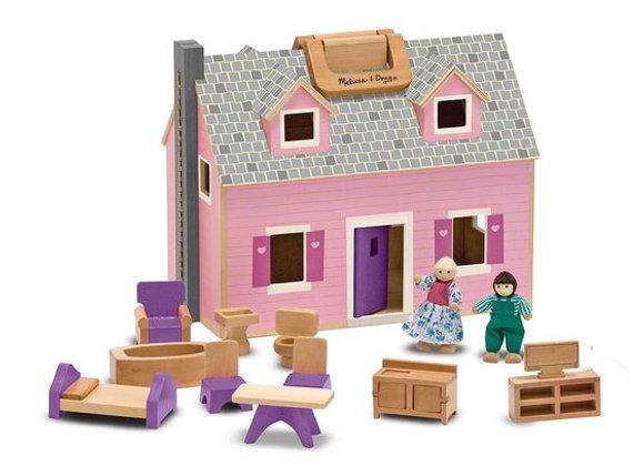 M&D Fold&Go Dollhouse