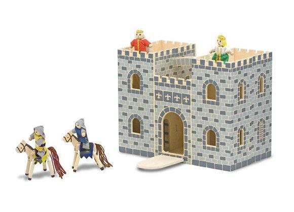 M&D Fold&Go Castle