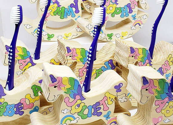 Party Favors - 10 pc. Toothbrush/Pencil Holder