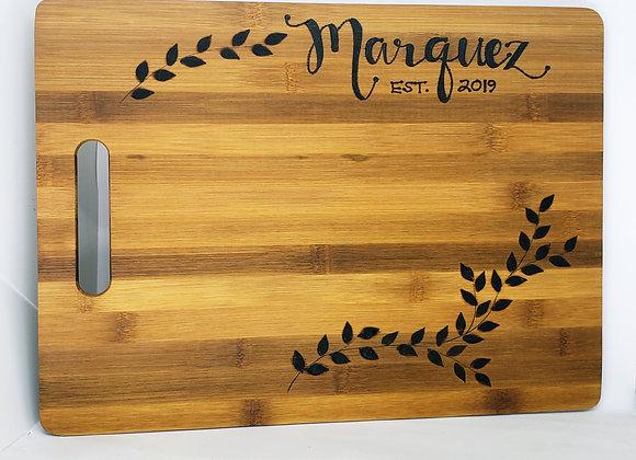Bamboo Cutting Board - Large