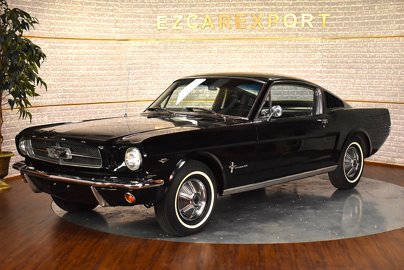 Mustang Fastback 1965