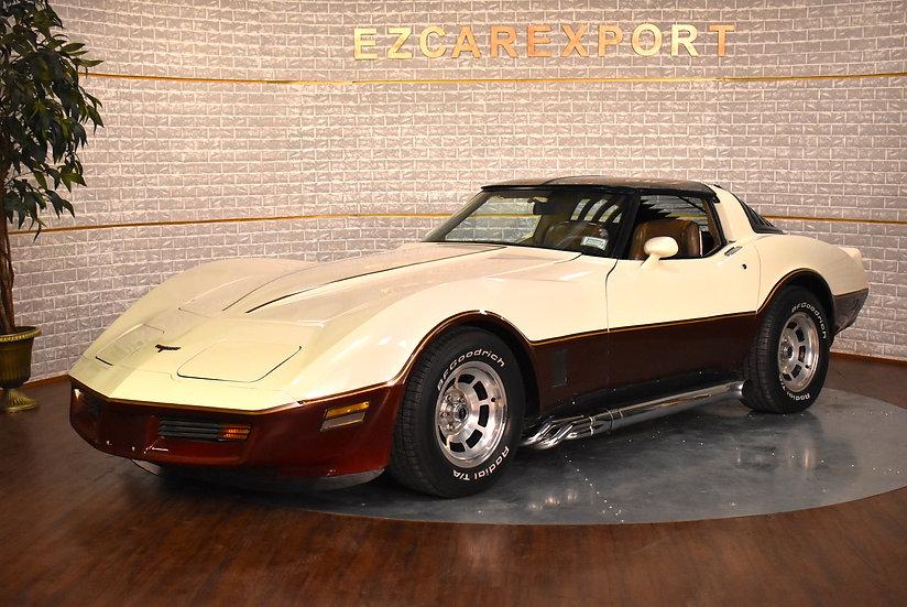 Corvette C3 de 1981