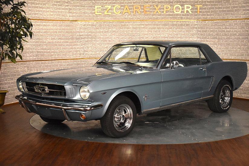 Mustang coupé code C de 1965