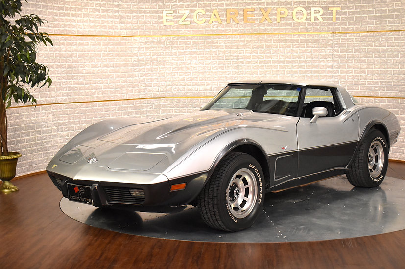 1978 Corvette / 383ci / 4 speed