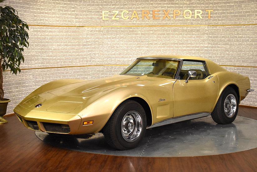 Corvette 1973 / V8 5.7L / A SAISIR !