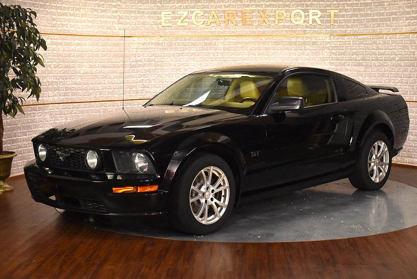 Mustang GT V8 2005 / 1er main / clean carfax
