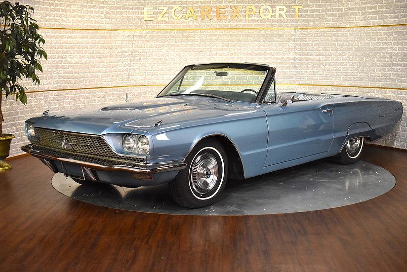 Ford Thunderbird cabriolet 1966