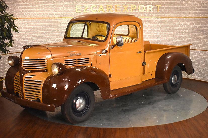 Pick up Dodge DD1 de 1942