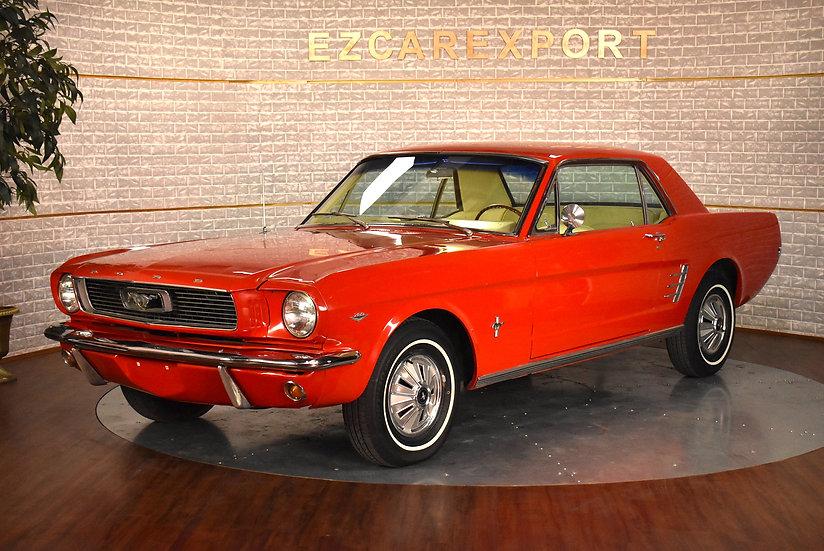 Mustang coupé code C de 1966