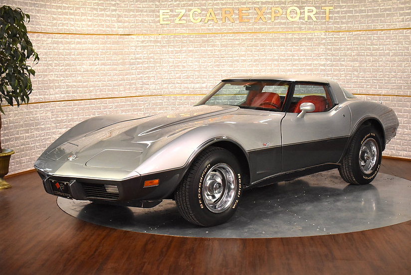 Corvette 1978 / boite mécanique