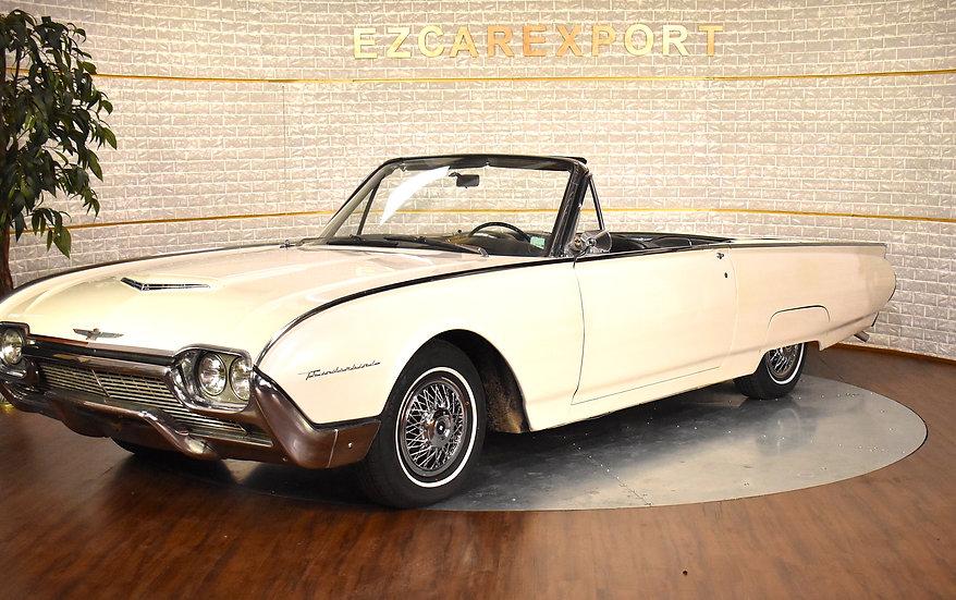 Ford Thunderbird cabriolet 1961