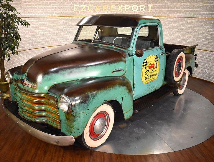 1953 Chevy Pick Up PATINA